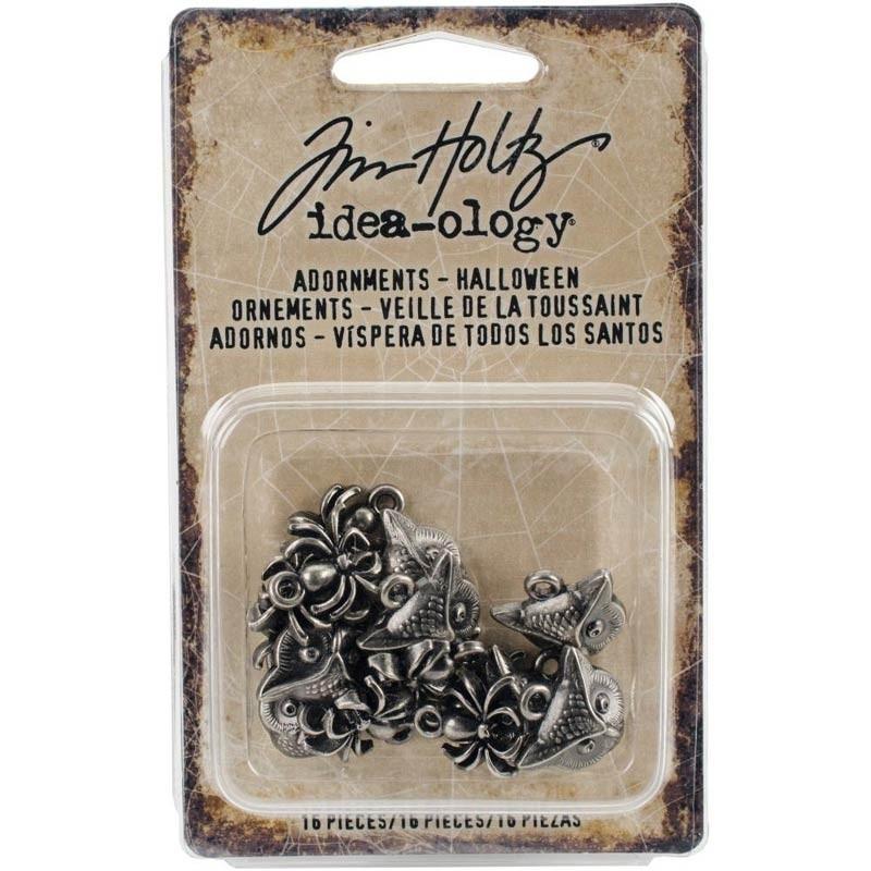 Idea-Ology Metal Adornments 16/Pkg