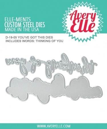 Avery Elle You've Got This Elle-ments