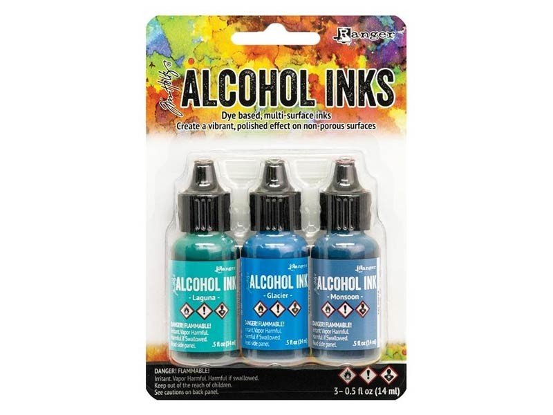 NEW - Tim Holtz  Alcohol Inks