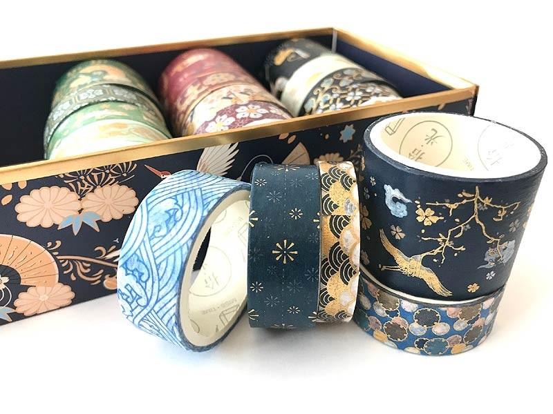 Asian Washi Tape Set