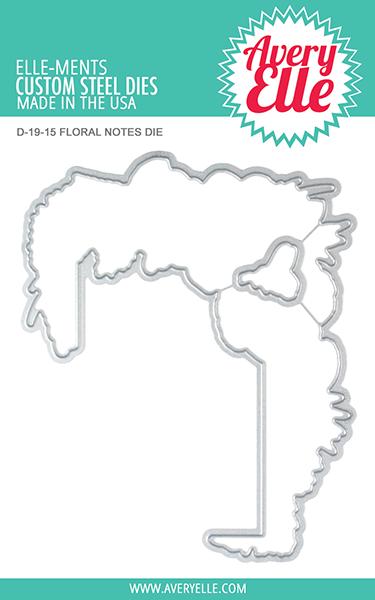 Avery Elle Floral Notes Elle-ments