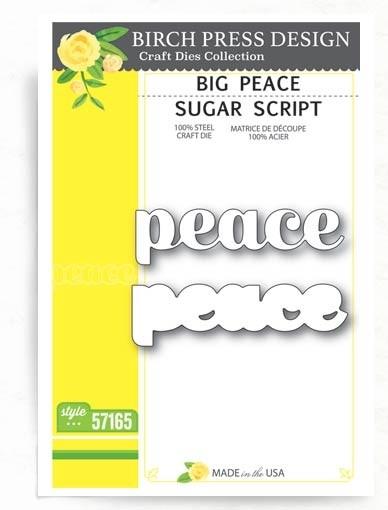 Big Peace Sugar Script 57165