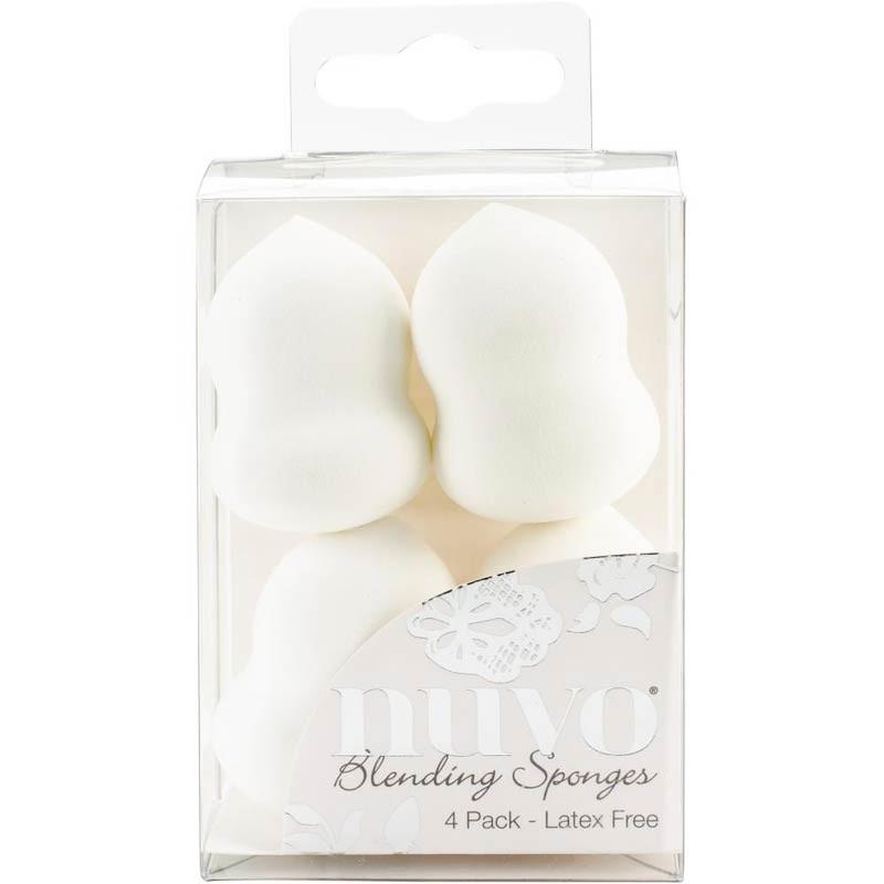 Nuvo Blending Sponges 4/Pkg
