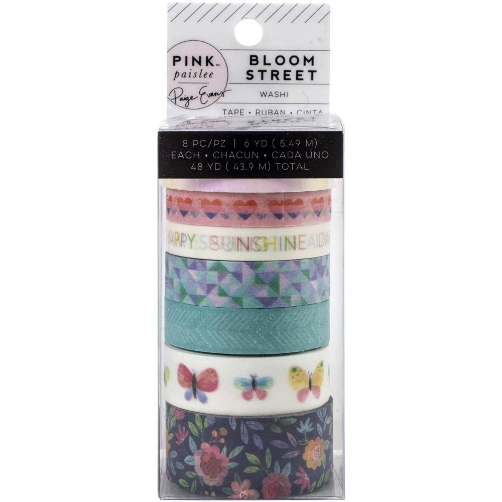 Bloom Street Washi Tape