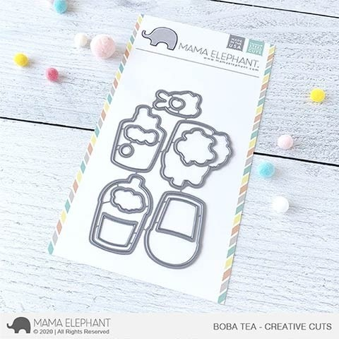 Mama Elephant Boba Tea - Creative Cuts