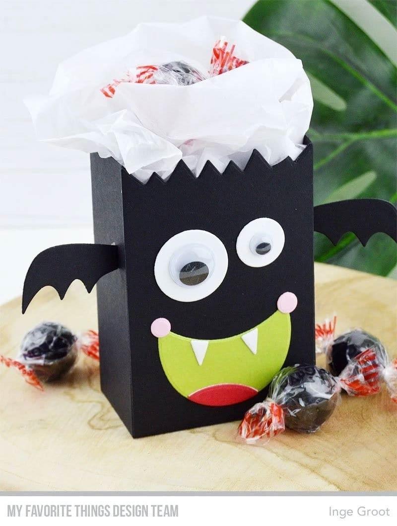 My Favorite Things Boo Box Die-namics Die