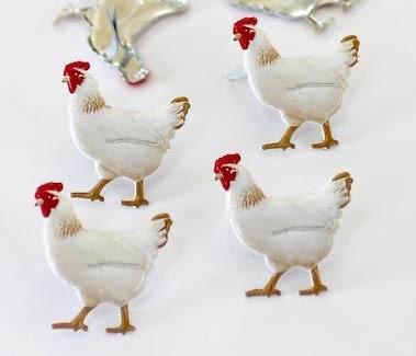 Chicken Brads