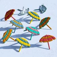 Beach Umbrella Brads