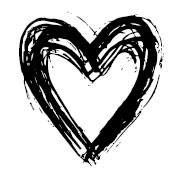 5496E - Brushed Heart