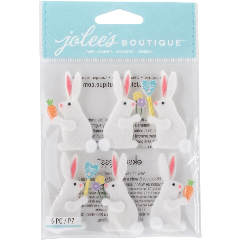 SALE - Easter Bunny Stickers