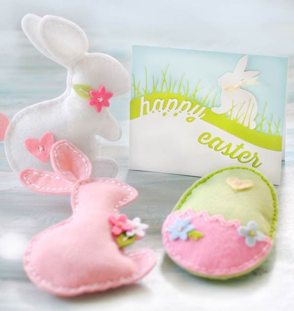 Easter is on it's way . . .