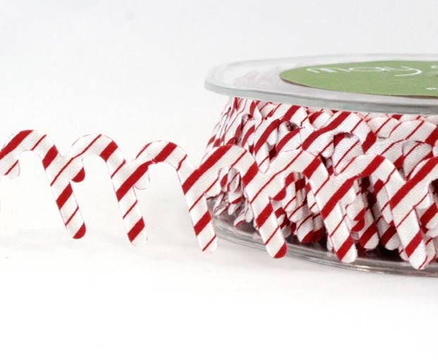 Candy Cane Ribbon