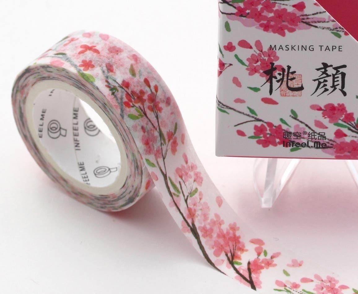 HAI Cherry Blossoms Washi Tape