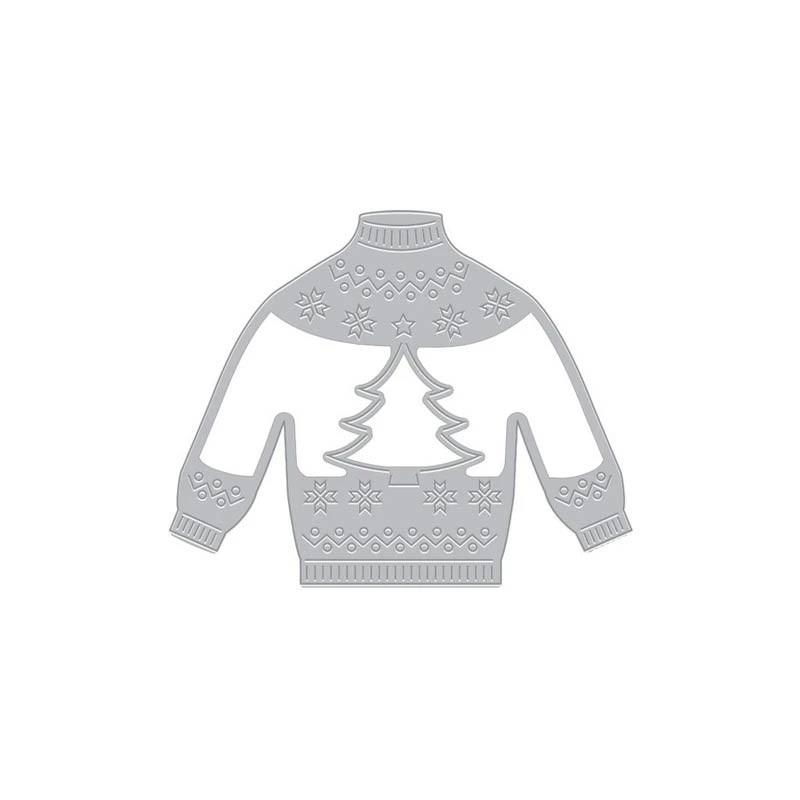 Hero Arts Christmas Sweater Di581