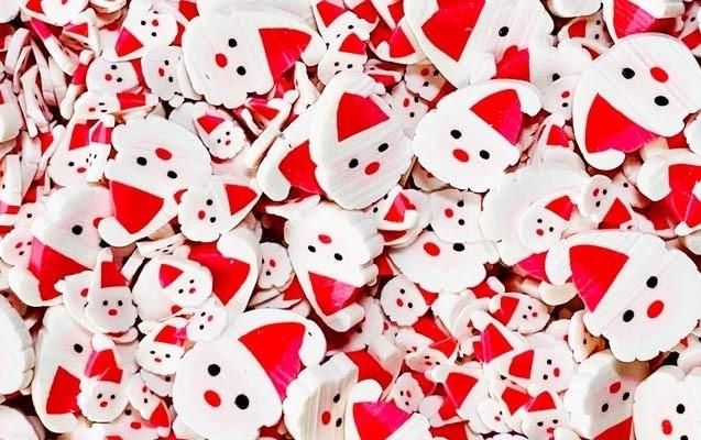 Santa Clay Sprinkles