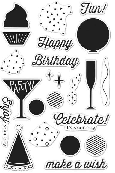 Hero Arts Birthday Celebration CM123