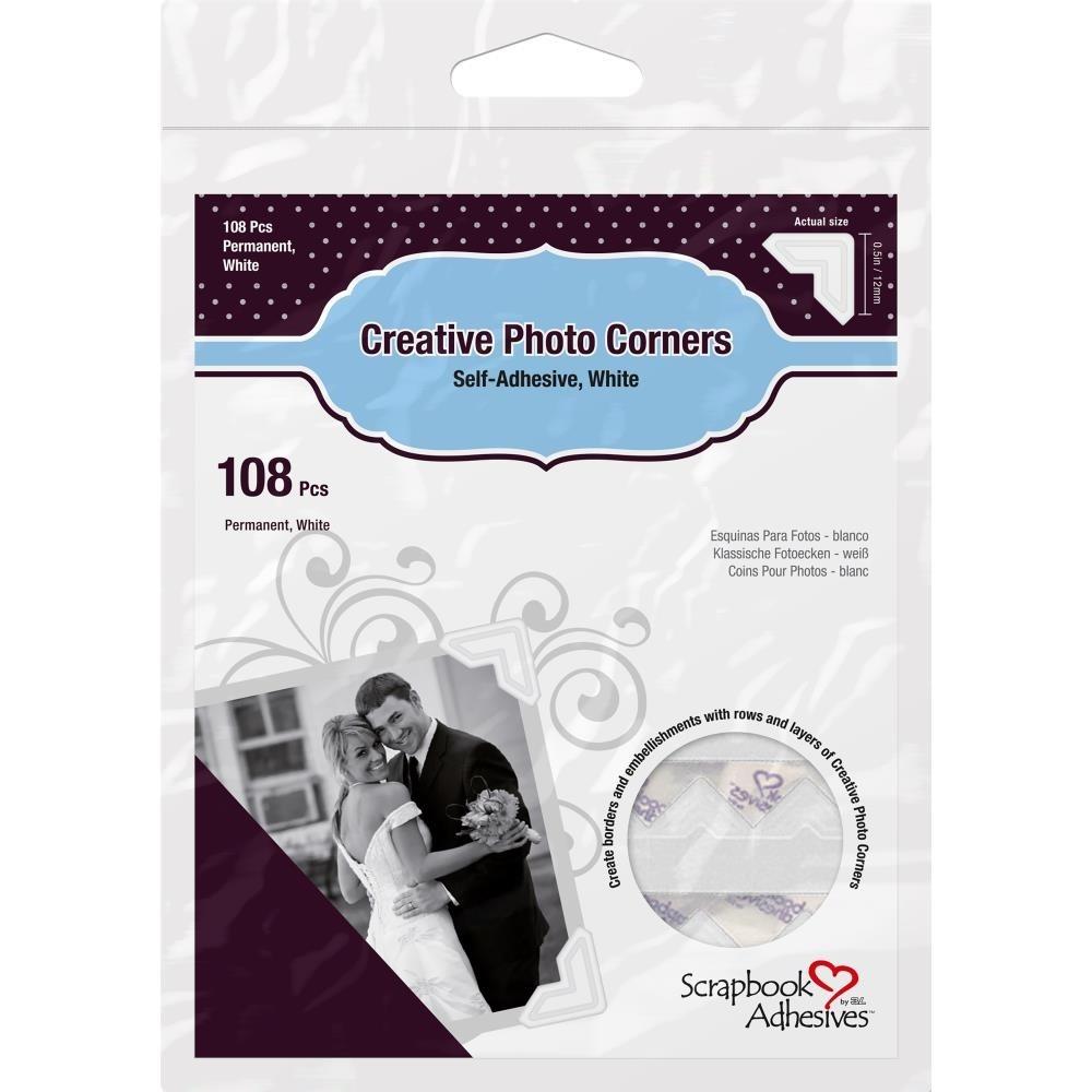 self-adhesive Photo Corners
