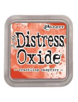Crackling Campfire Distress Oxide Pad