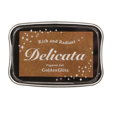 Delicata Ink - Golden Glitz