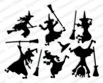 Six Witches ioDIE457-Y