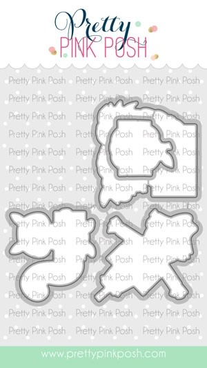 Pretty Pink Posh Fall Signs Die Set