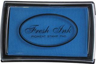 Fresh Ink Capri Blue