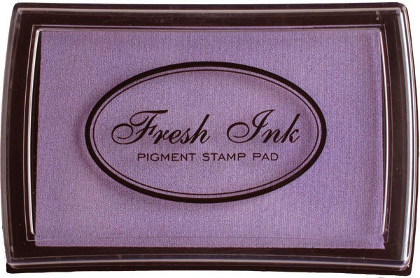 Fresh Ink Silver Lilac