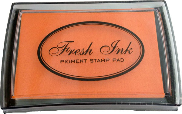 Fresh Ink tangerine