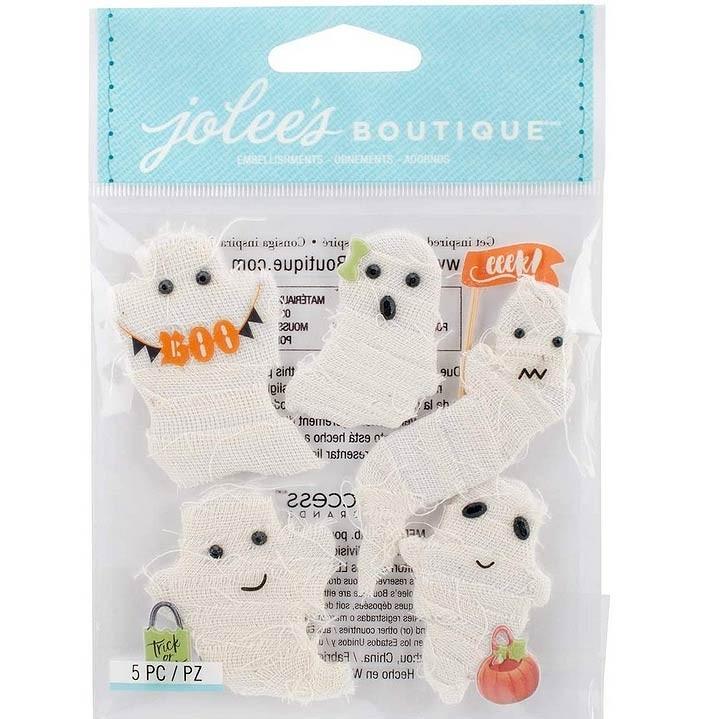 Gauze Ghost Stickers