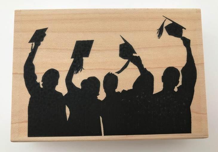 Graduation Time Stamp