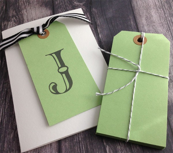 Spring Green Tags