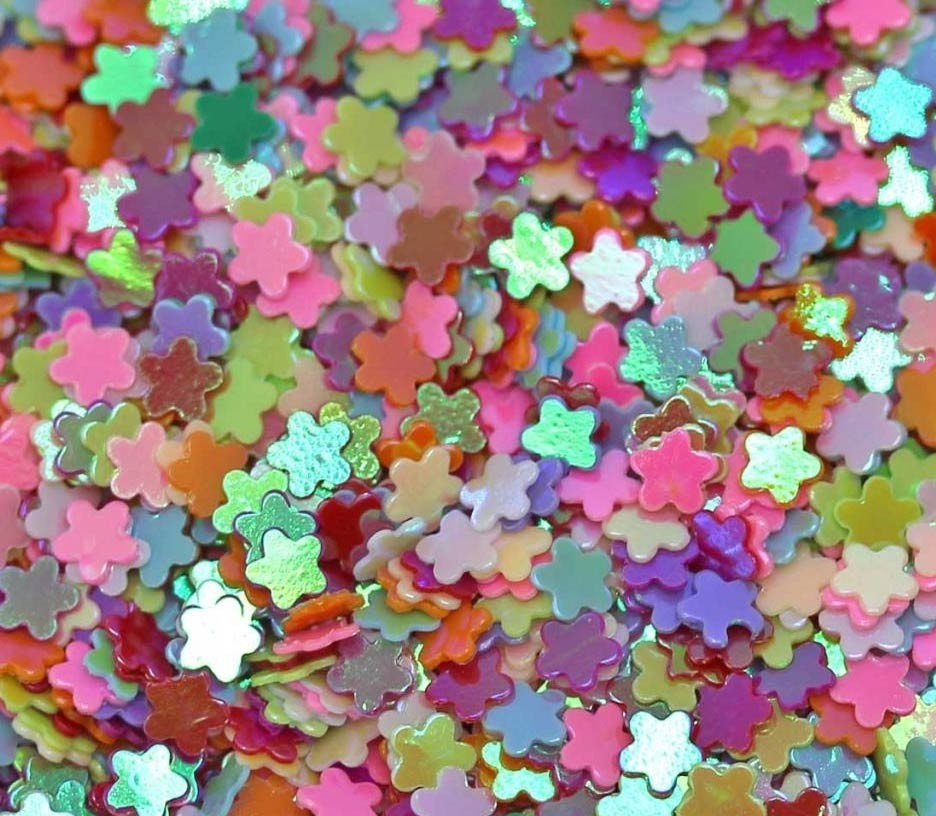 HAI Rainbow Blossom Confetti
