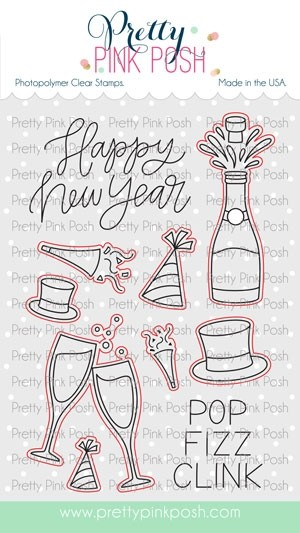 Pretty Pink Posh Happy New Year Script