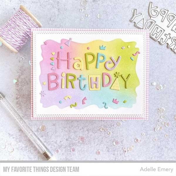 MFT Happy Birthday Party Dienamics