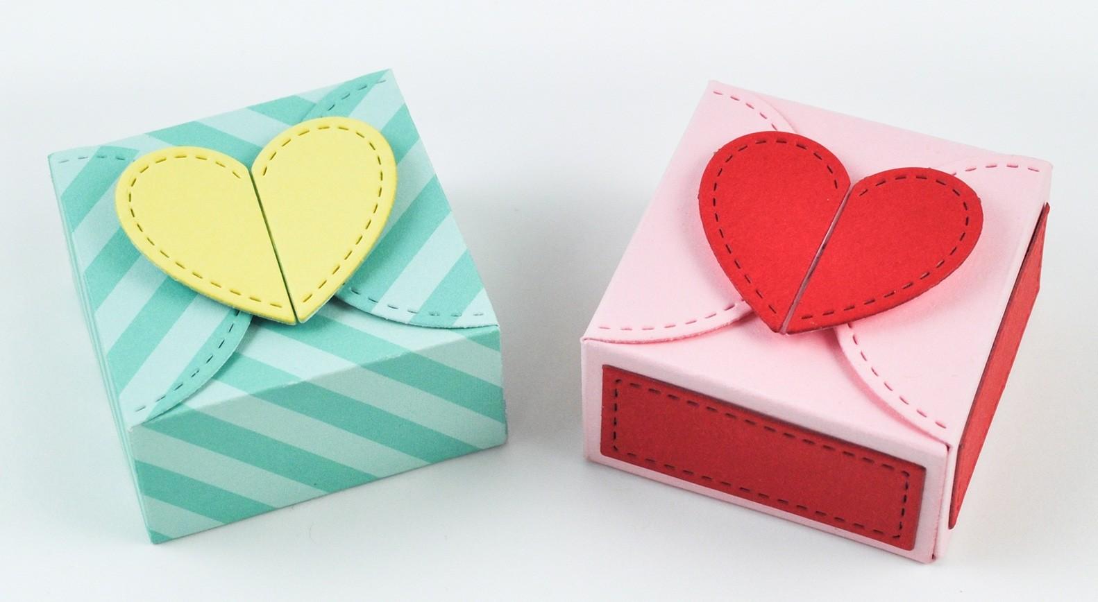Lawn Fawn Heart Treat Box
