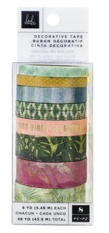 American Crafts™ Heidi Swapp™ Art Walk Washi Tape Set