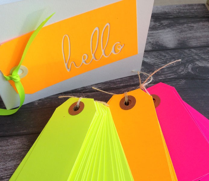 Neon Tags