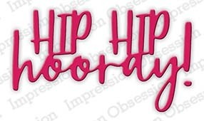 Hip Hip Hooray! die io672f