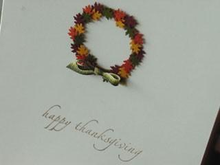 Mini Oak Wreath