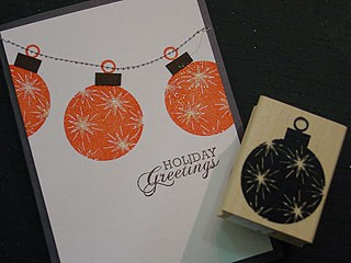 String of Ornaments
