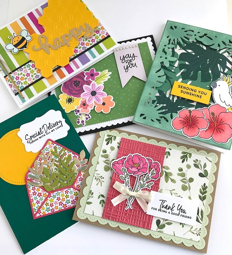 June Bloom Class Kit.