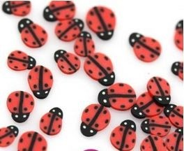 Hai Supply Ladybug Embellishments