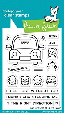 Lawn Fawn Car Critters