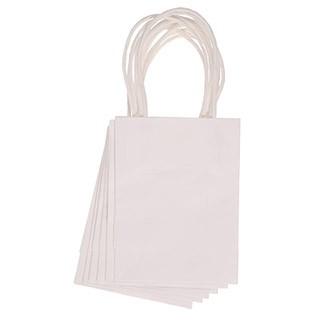 White Micro Bags