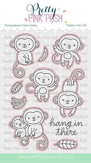 Pretty Pink Posh Monkey Friends Dies