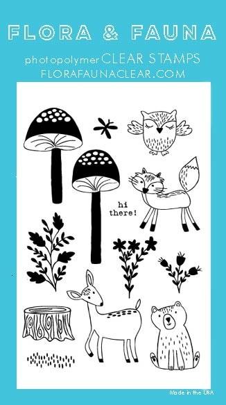 Flora and Fauna Mushroom Forest 20302