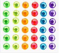 Neon Gems