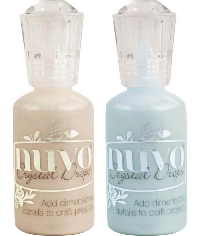 More New Nuvo Colors