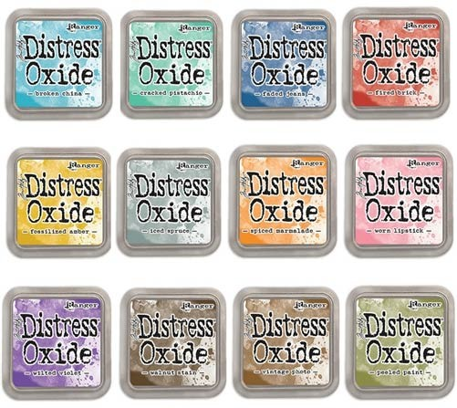 Ranger Distress Oxide Ink Release 1