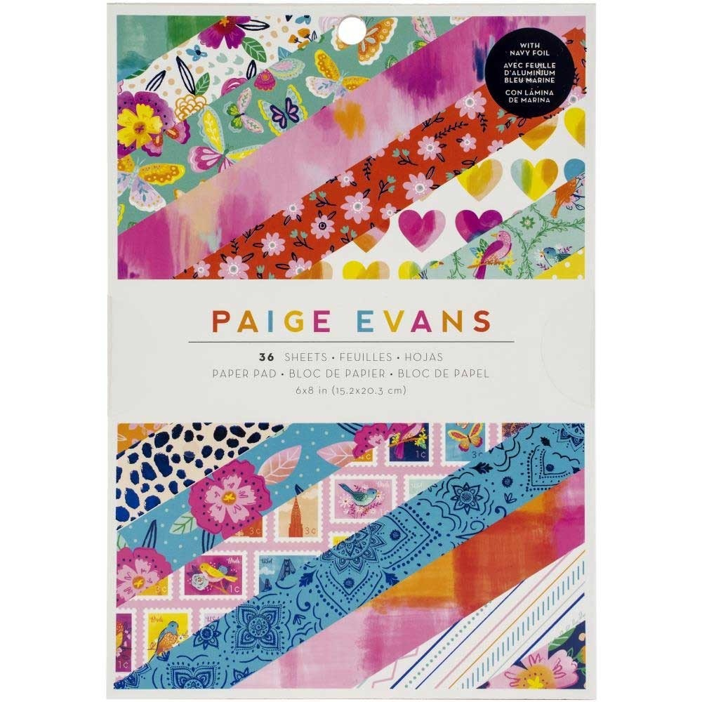 Paige Evans Go The Scenic Route Paper Pad